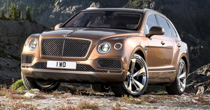 Bentley prices Bentayga SUV way above $200K
