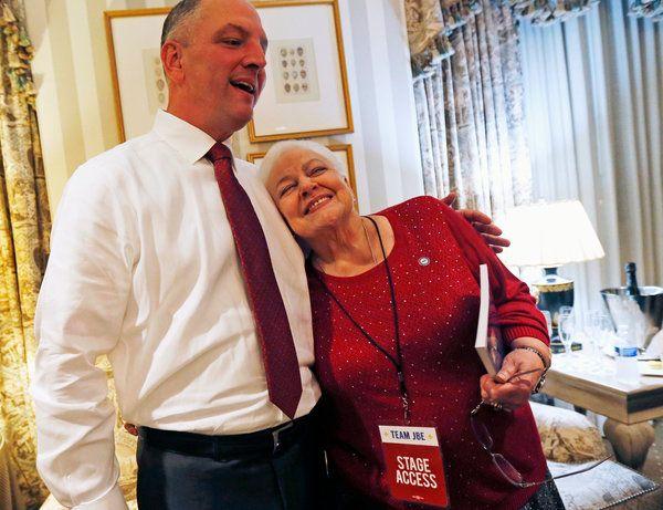 John Bel Edwards, Democrat, Defeats David Vitter in Louisiana Governor's Race - The New York Times
