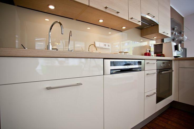 Prague : Byty Malešice  home, house, architecture, interier, kitchen