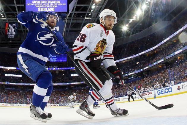 Stanley Cup Schedule 2015: Lightning vs. Blackhawks Game 6 TV Info, Predictions