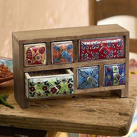 Tonala chest m xico me encantas pinterest cajas decoraci n bohemia y muebles - Muebles cabrera huelva catalogo ...