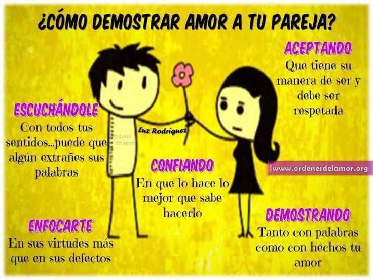 Amor a tu pareja