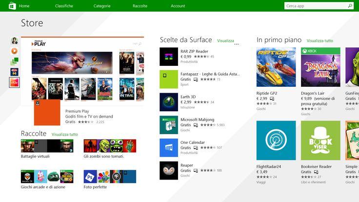 A seguito dell'aggiornamento a Windows 10, loStore del compianto Windows RT risulta orfano delle icone delle app in esso contenute. Capisco che Windows RT