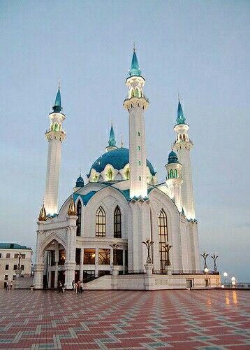 Masjid in Kazakhstan