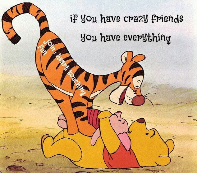 Cartoon Characters Quotes And Sayings : Cute tigger quotes quotesgram