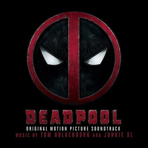 Tom Holkenborg aka Junkie XL Deadpool Original Motion Picture Soundtrack on Limited Edition Colored 180g 2LP