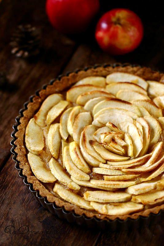 Tarte très pomme