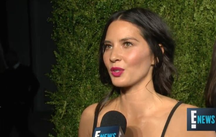Olivia Munn Talks About Engagement Rumors -- Just what you wanted to see -- Olivia Munn talking about rumors that she's engaged to Green Bay Packers quarterback Aaron Rodgers.