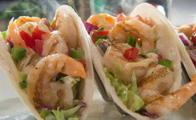 Red Lobster Copycat Shrimp Tacos