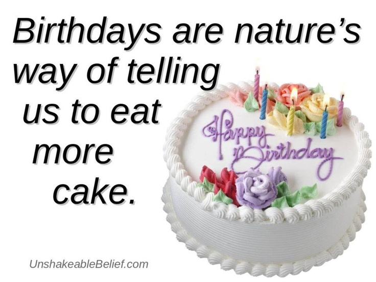 Best Birthday Quotes Images On Pinterest Birthday Cards - Birthday cake wishes quotes