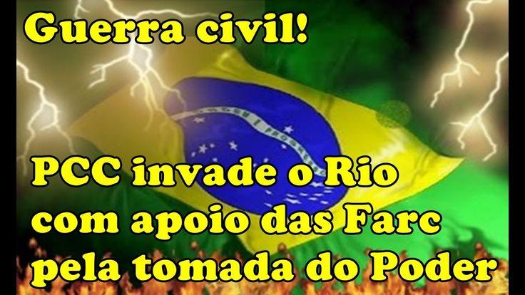 Urgente ! Policial Alerta ! PCC invadiu o Rio de Janeiro com o apoio das...