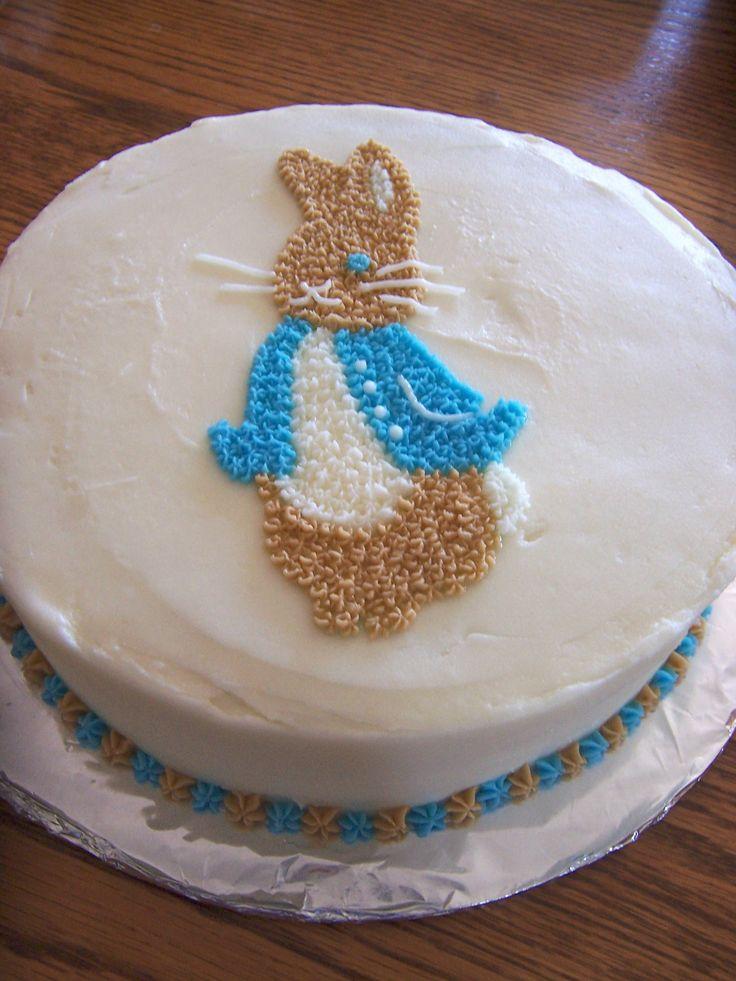 Easy Bunny Cake Recipe Dishmaps