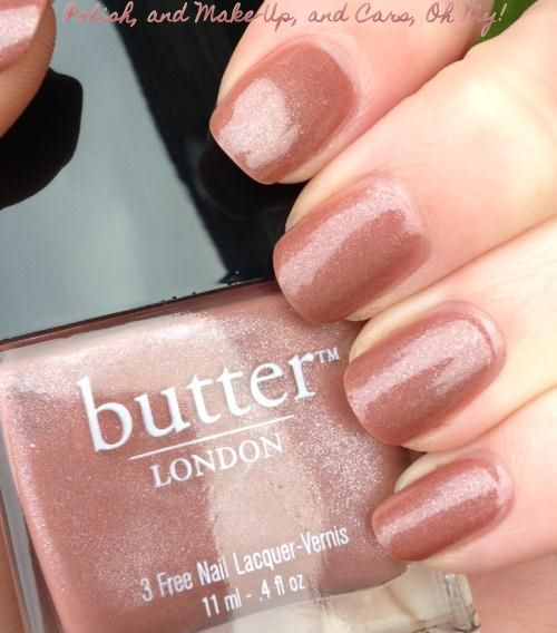 Butter London in Aston (my favourite!) #butterLONDONCheer