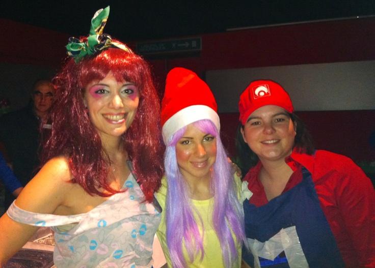Jem, Memole and Super Mario
