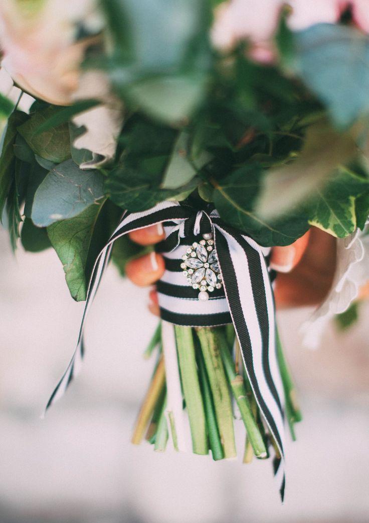Botany Floral Studio | 647-341-6646 | Toronto Florist | Flower Delivery Toronto | Order Flowers Online black and white striped ribbon