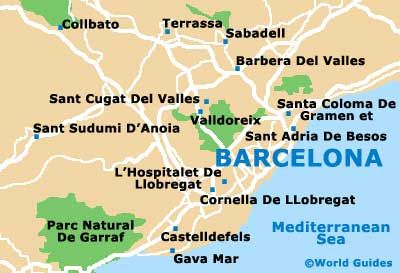 Events in Barcelona 2014/2015.