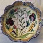Burleigh Ware 4119 Persian Charlotte Rhead