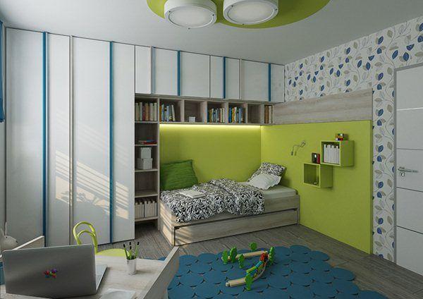 Dětské pokoje 3 + 1