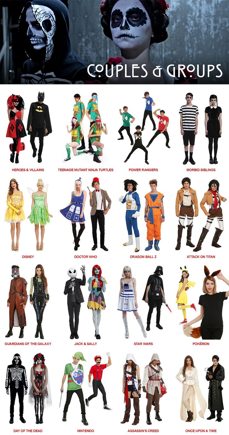 Halloween Costumes For Adults couplehalloweencostumes