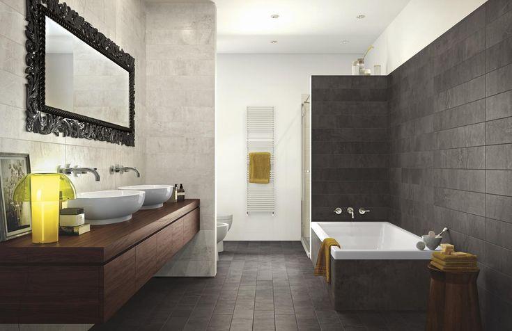Porcelanosa - milestone bathroom