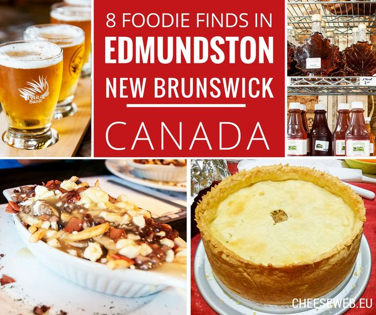 We taste our way around Edmundston following the Acadie Gourmet label and share 8 foods you have to eat in Madawaska County, New Brunswick, Canada.