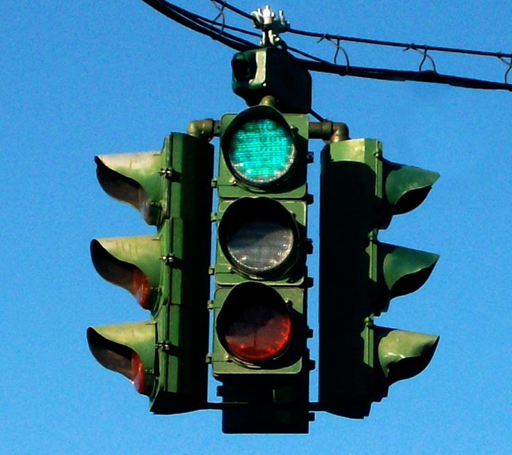 In Syracuse, New York, the Irish were quite offended that traffic signals placed green on the bottom. So they continuously threw rocks at the signals and broke lights until the city placed green on top. Even today, green sits atop traffic signals in Syracuse.