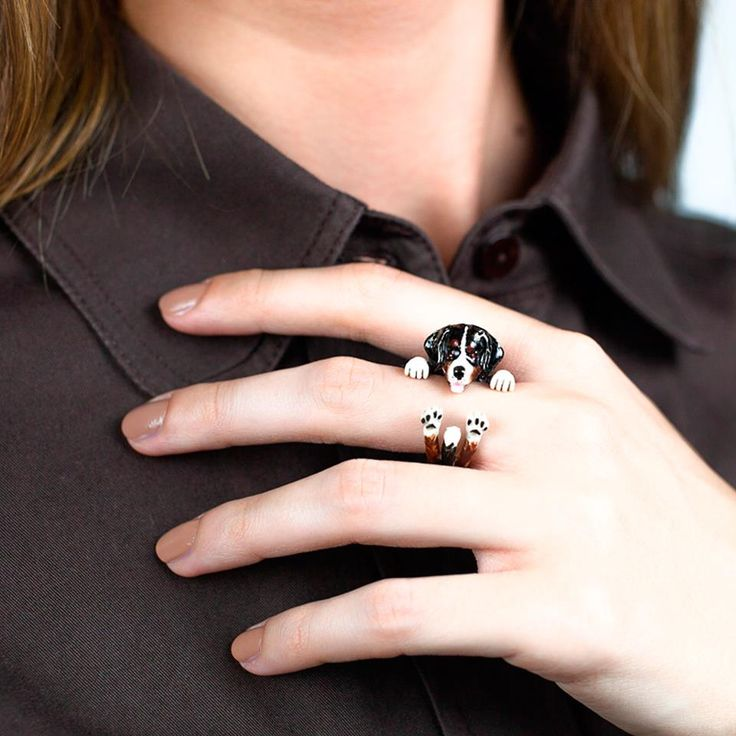 DOG FEVER JEWELRY | View our full collection of dog jewelry by DOG FEVER. Rings, Bracelets, Necklaces, & More!
