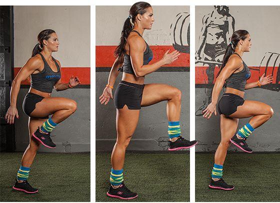 Bodybuilding.com - Erin Stern Elite Body 4 Week Daily Fitness Trainer Day 3
