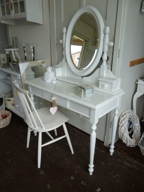 Antieke Witte Kaptafel.Brocante Witte Kaptafel Kaptafel Bedroom Vanity Set Vanity En