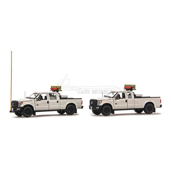 1:50 Scale Ford F250 Pick up Truck Pilot Vehicles By SWORD ...