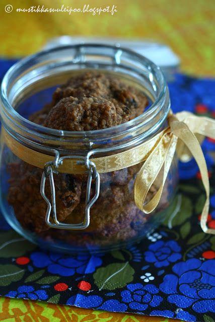 Mustikkasuu: Tosivegen keksit