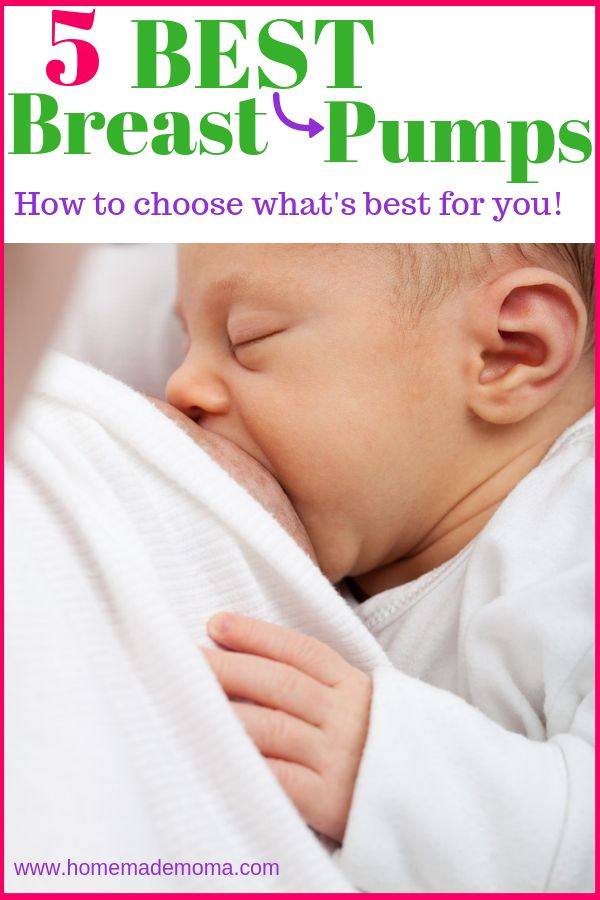 Choosing The Best Breast Pump For Everyday Use -8986