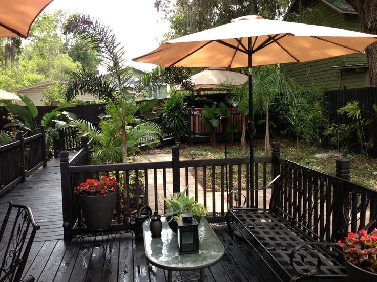 Best Images About Backyard Deck Black Waterproof