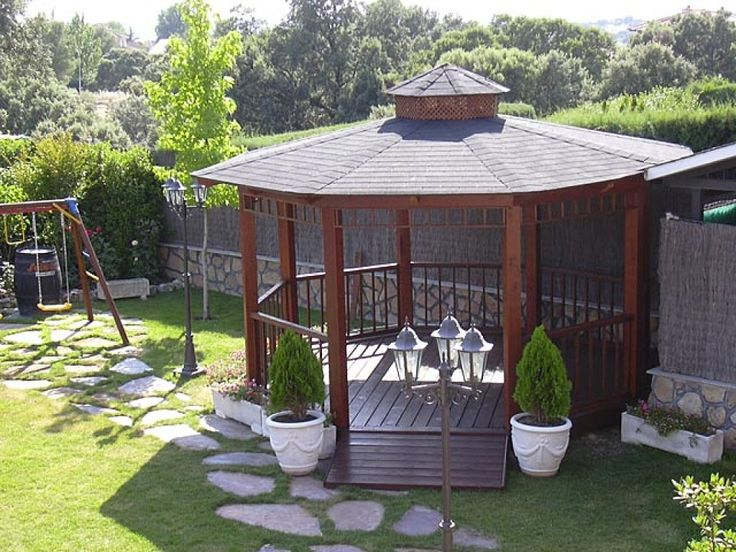17 best ideas about maderas para pergolas on pinterest - Pergolas para jardin ...