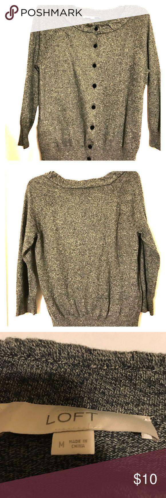 ‼️TODAY ONLY‼️ Anne Taylor Loft Cardigan Super soft & comfy cardigan LOFT Sweaters Cardigans