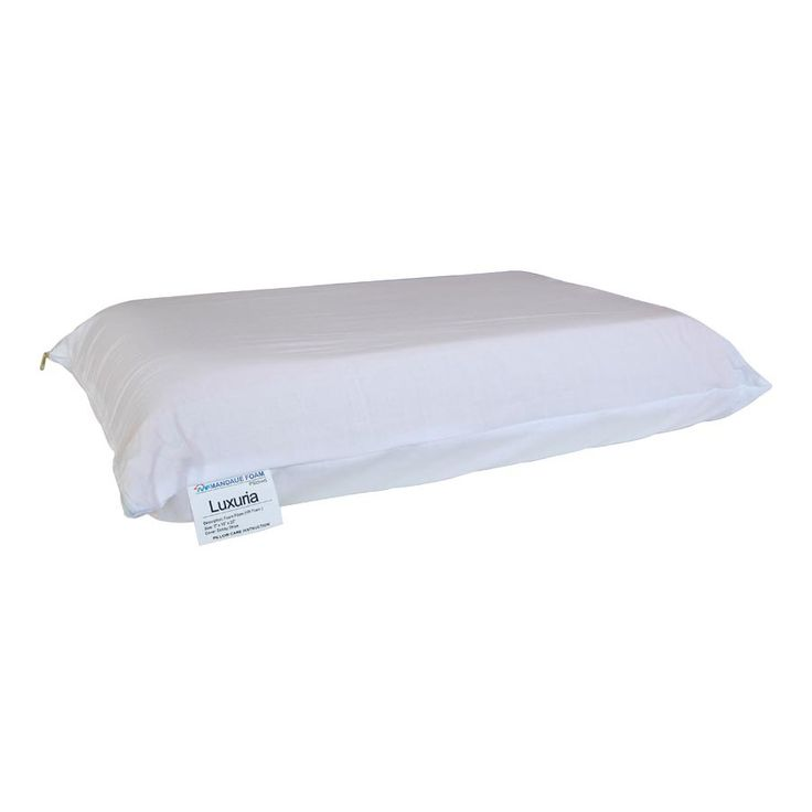 Luxuria HR Foam Pillow
