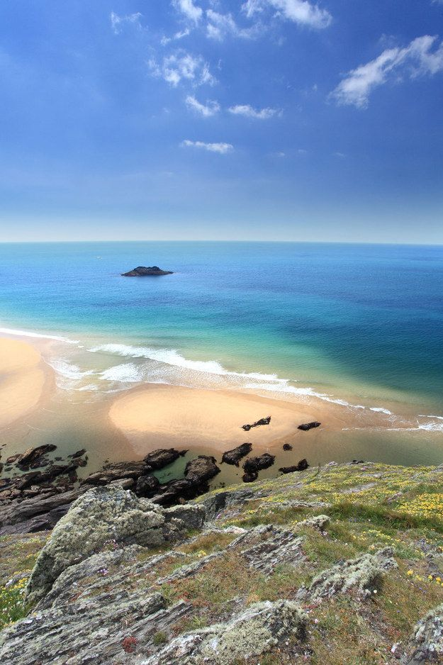 Soar Mill Cove | 10 Beaches You Wouldn't Believe Are In Devon, England
