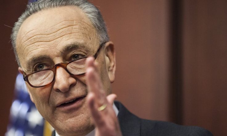 Chuck Schumer Warns GOP Not To Change The Rules To Confirm Neil Gorsuch