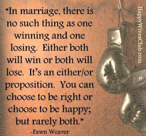 Choose to be Happy #Marriage #Quote
