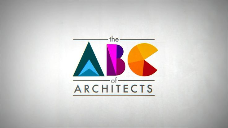 The ABC of Architects. This work is an alphabetical list of the most important architects with their best known building.