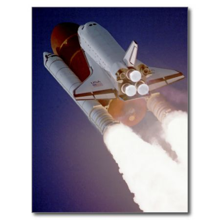 Space Shuttle Atlantis Post Cards