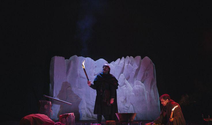 El Greco y La Legión Tebana - actuación 1