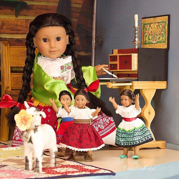 Josefina Birthday Dress: 1000+ Images About Josefina American Girl Doll On