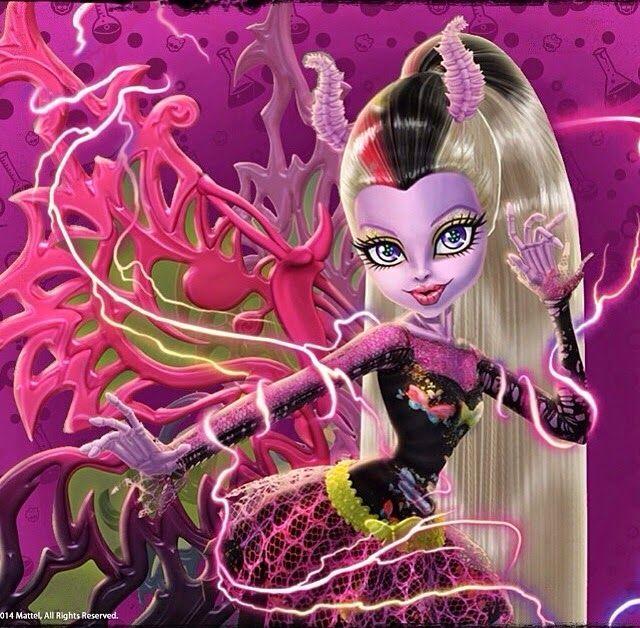 58 best monster high freaky fusion images on pinterest - Monster high bonita ...
