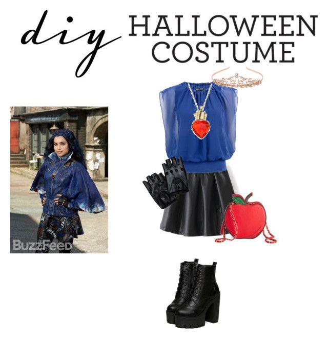 Evie Halloween Costume Walmart
