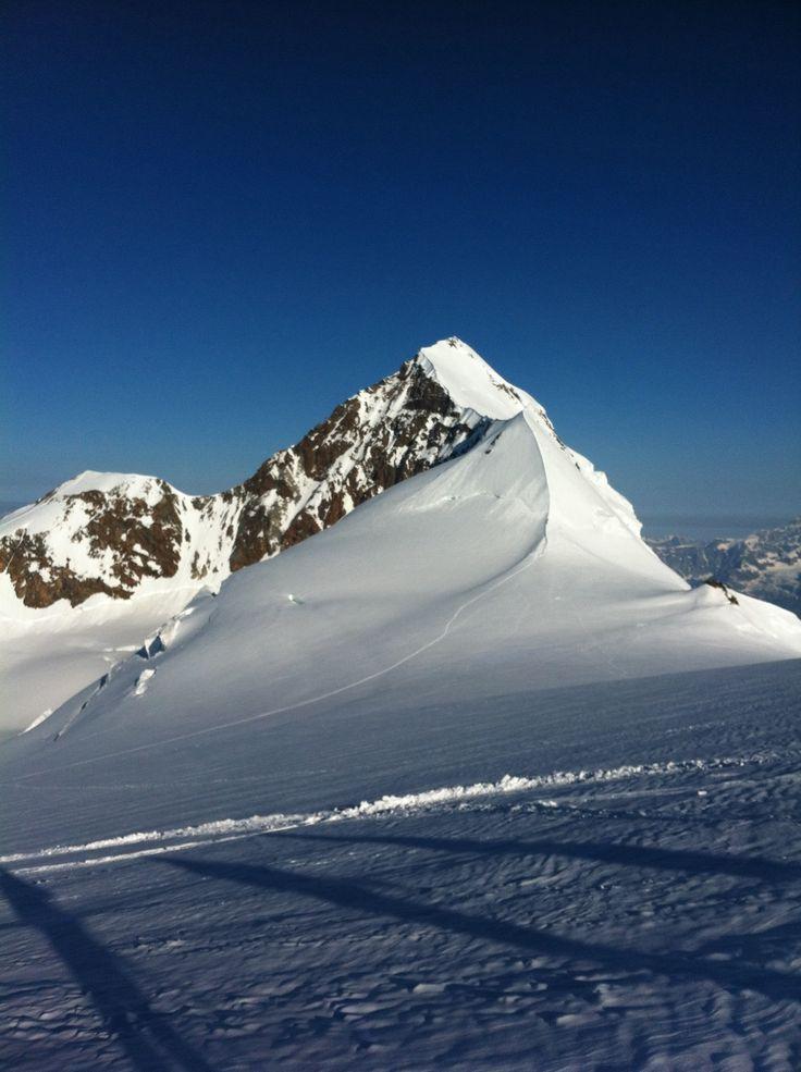 .... salendo sul Monte Rosa
