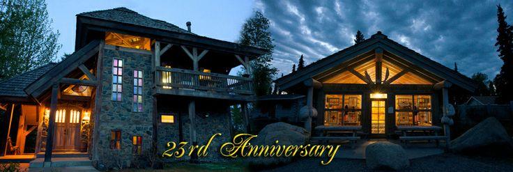 Tower Rock Lodge an Alaska Fishing Lodge Established in 1991