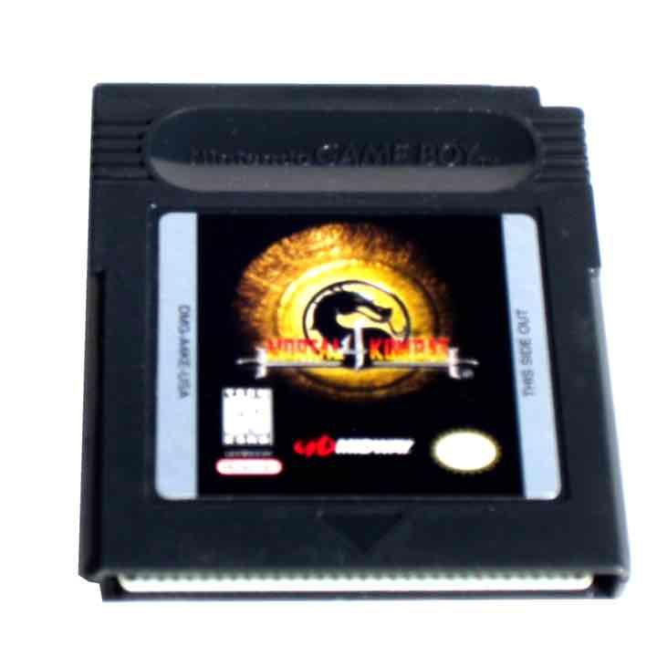 Mortal Kombat 4 Nintendo Game Boy Color  Mortal Kombat 4 Nintendo Game Boy Color For sale on #Mercari https://item.mercari.com/gl/m81809839578/