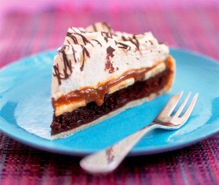 An irresistibly sweet and gooey dessert from Merchant Gourmet.