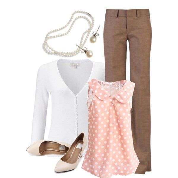 Work Outfit - Business Casual for Women.